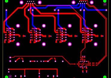 Amplifier PCB Design