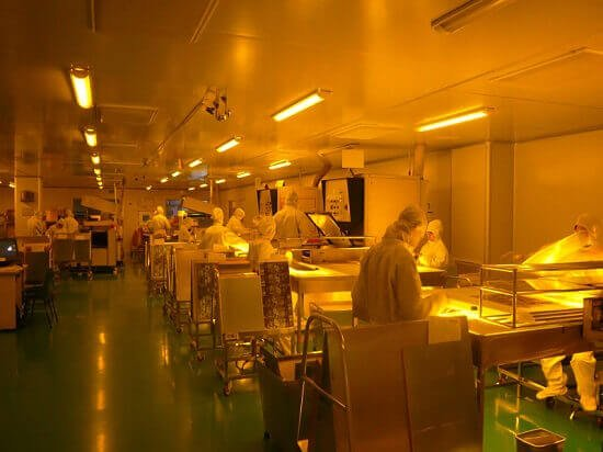 Fabrieksblootstelling