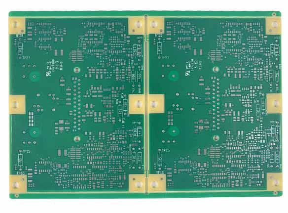 Fast turn PCB prototype