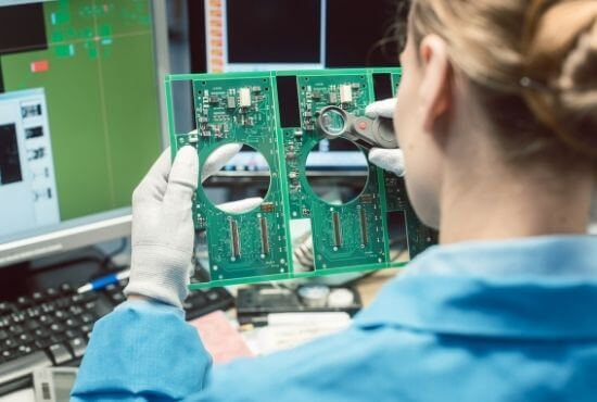 PCB Assembly Inspection