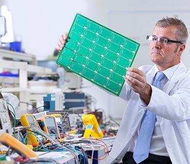 PCB-inspectie