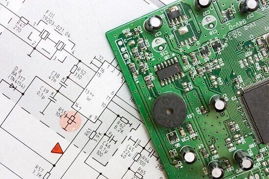 PCB-indeling