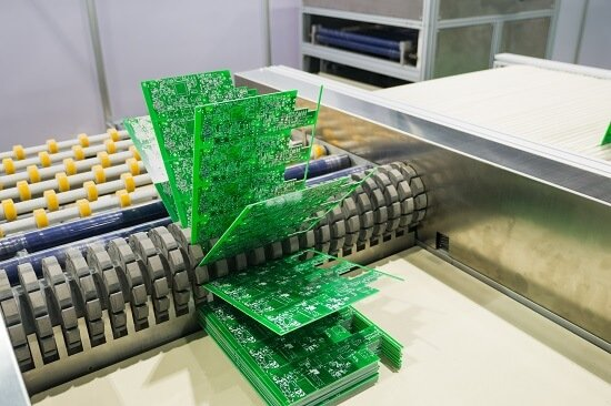 PCB Manufacturing Selective boards