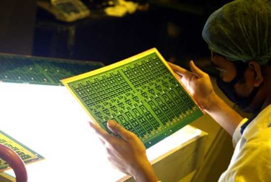 PCB Manufacturing inner layer check