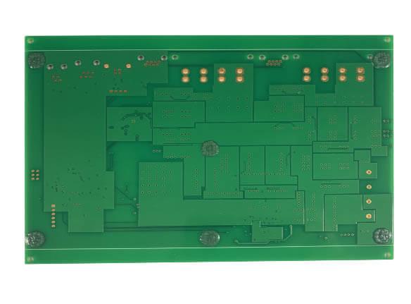 Peelable solder mask PCB prototype