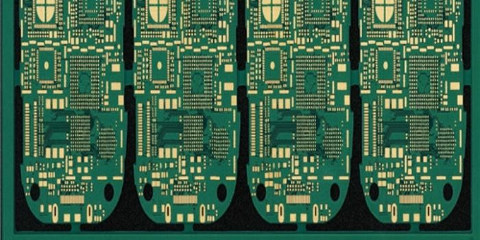 8 layers PCB stack up