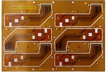 4 layer PCB Stack-up