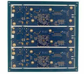 6 layer PCB
