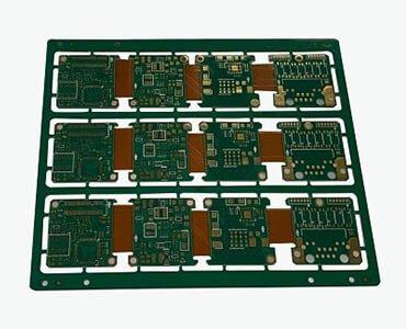 7layer rigid flex PCB