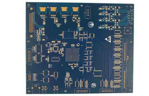 8 layer PCB stackup
