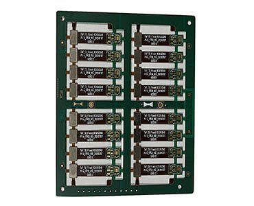 8layer rigid flex PCB