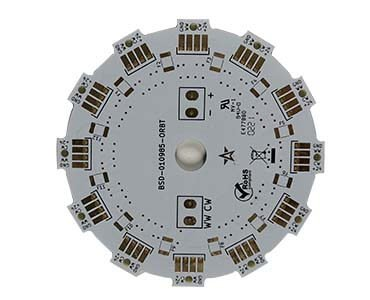 Aluminum PCB 4.2Wmk
