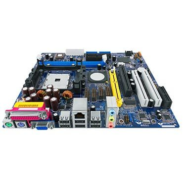 Computer Motherboard PCB Assembly