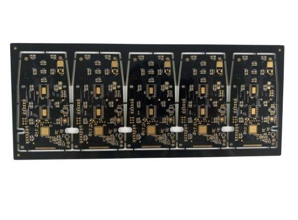 DC Controller PCB