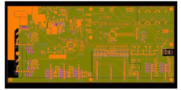 RF PCB Layout