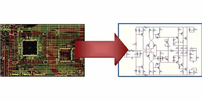 Scanning PCB