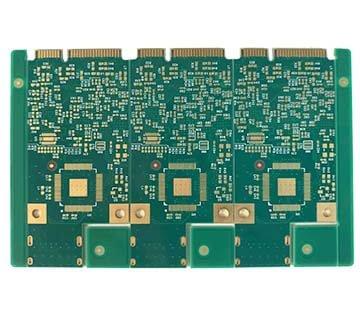 HDI PCB Gold Finger