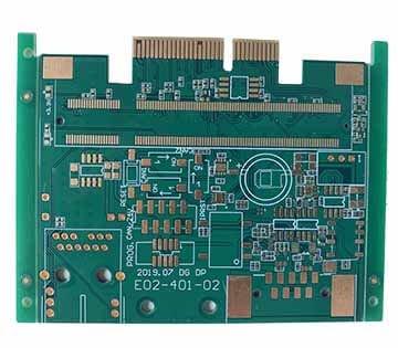 Multilayer PCB Gold Finger