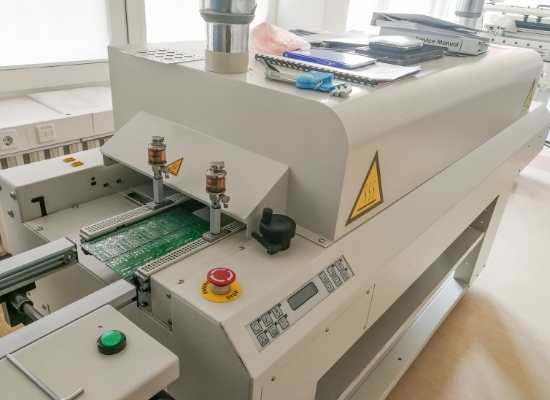 PCB Assembly Production line