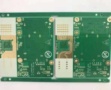 Ro4350B+FR4 TG170 PCB