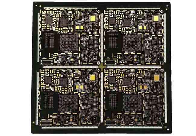 Semiconductor PCB