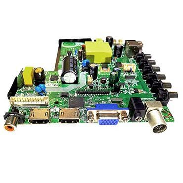 TV Motherboard PCB Assembly