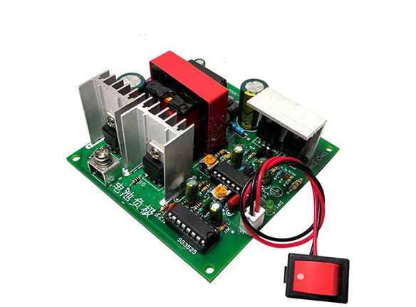 220V Boost Power Converter PCB