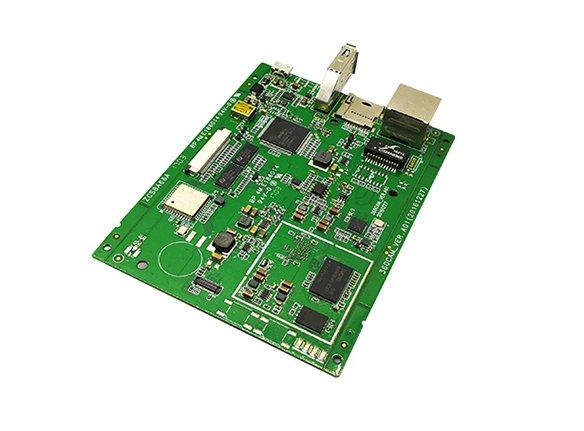 Motor Driver Controller PCB