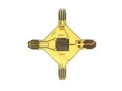 Yellow Beauty Flex PCB Assembly