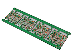 PCB HD Fr4 Multilayer Power Supply