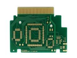 10 Layer Gold Finger Hard Gold PCB