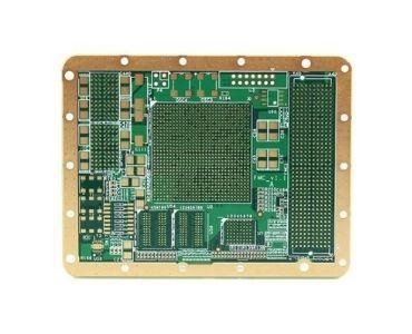 12 Layer Edge Plating PCB