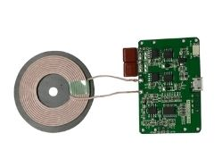 5W Single Coil Transmitter PCB