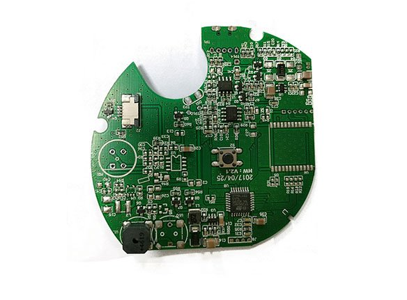 Fr-4 Turnkey Energy Meter PCB