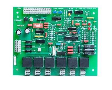 SCR Firing Board