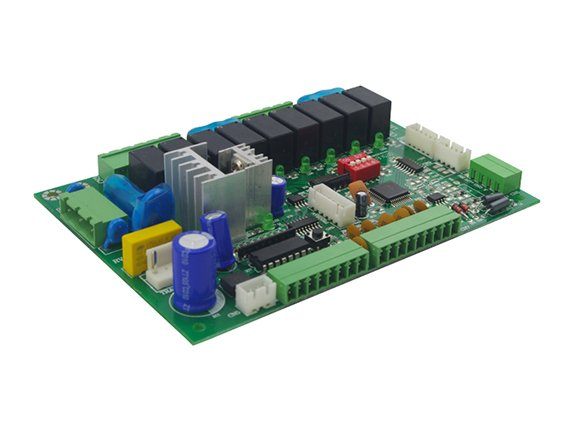 Double Layer Circuit Board PCB for Energy Meter