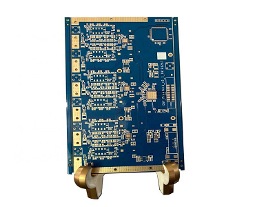 8 Layer High-TG Multilayer PCB Power Supply