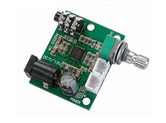 LED Motor Driver PCB