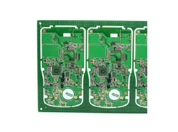 Aluminum Backed Inverter PCB