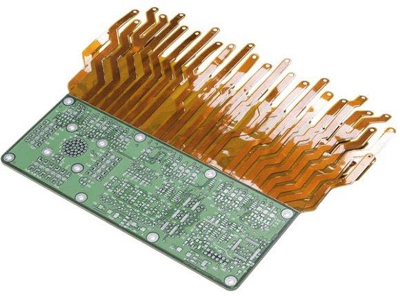 Rigid-flex Military PCB