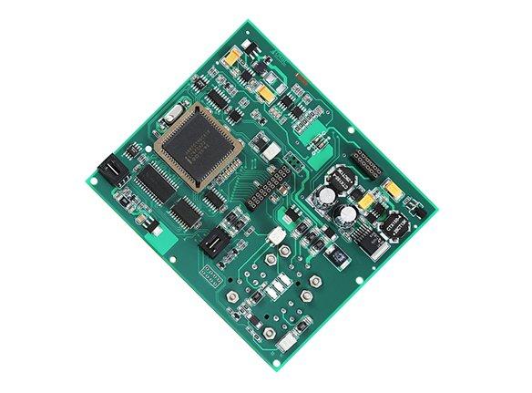 Custom AC Remote Control Motor Driver
