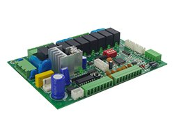1 Layer HASL 1.0mm PCB for Metering