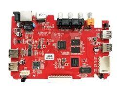 Transceiver Module RFlink PCB
