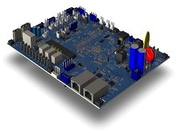 High-Speed Military PCB