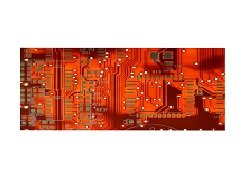 Shut Off Through Hole PCB Assembly
