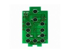 Carbon Board Double-sided PCB Surface Finish
