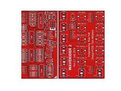 Colour Red PCB Surface Finish