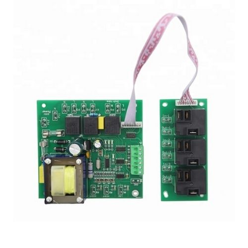 Customized Electric Boiler Controller PCB