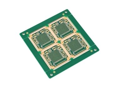 _Edge Plating PCB 10 Layer