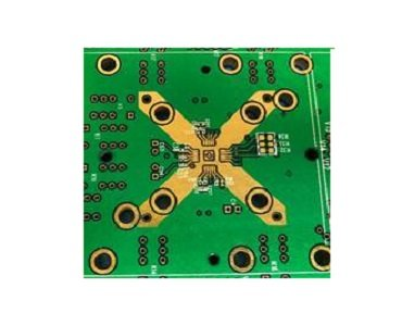 Electrolytic Nickel Gold Surface Finish on PCB